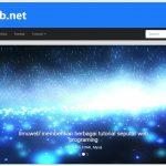 Free Template Bootsrap ilmuweb V.0.1