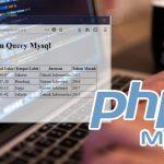 Cara Menampilkan Data Dari Database Dengan Menggunakan PHP