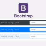 Tutorial Belajar Membuat Navigasi Bar Rasponsive Dengan Bootstrap 4